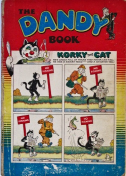 The Dandy Annual 1955