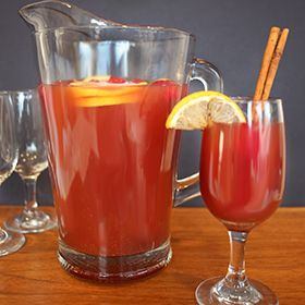 Slow Cooker Winter Cocktail, a recipe from the ATCO Blue Flame Kitchen.