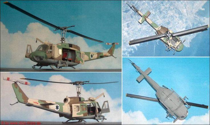 Agusta/Bell AB-205 (Esci 9005)