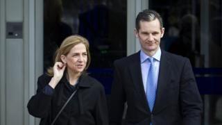 cool Condenan al cuñado del rey de España, Iñaki Urdangarín, a seis años de cárcel pero absuelven a la infanta Cristina ...