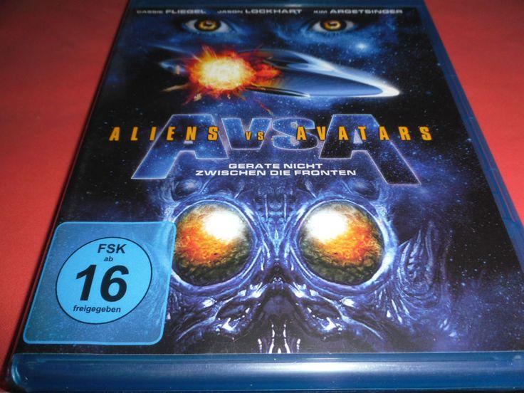 Aliens vs. Avatar  ( Blu-ray )  NEU / OVP 3,20 €