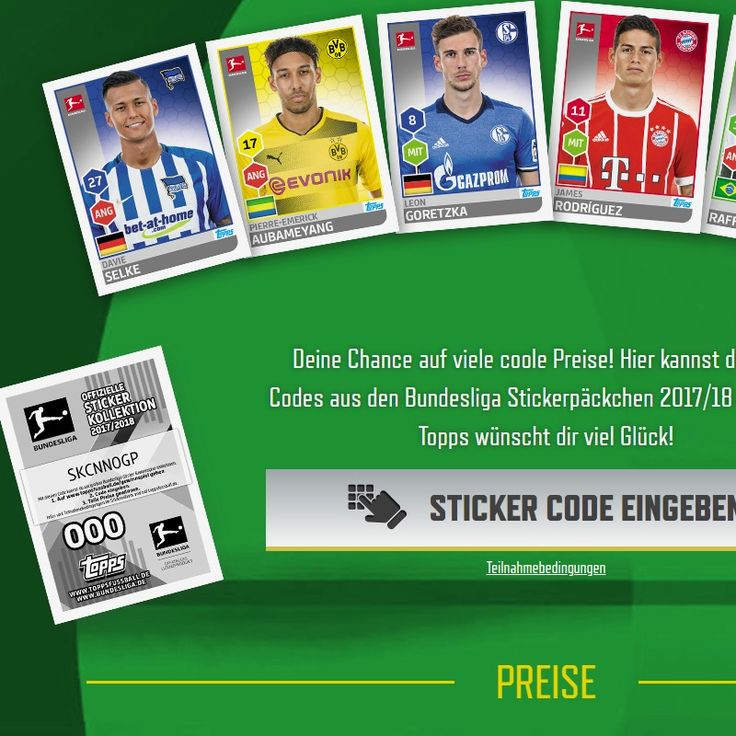 BL Stickers Sweepstake   Topps Football