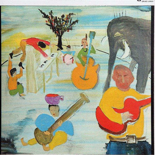 The Band - Music From Big Pink - LP