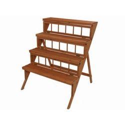 Oltre 25 fantastiche idee su scaletta in legno su for Portavasi a scaletta