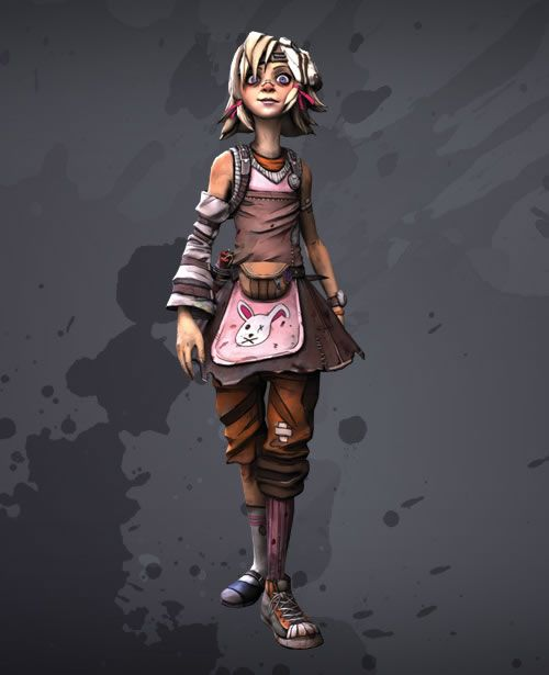 Tiny Tina from Borderlands 2! My Halloween costume!!
