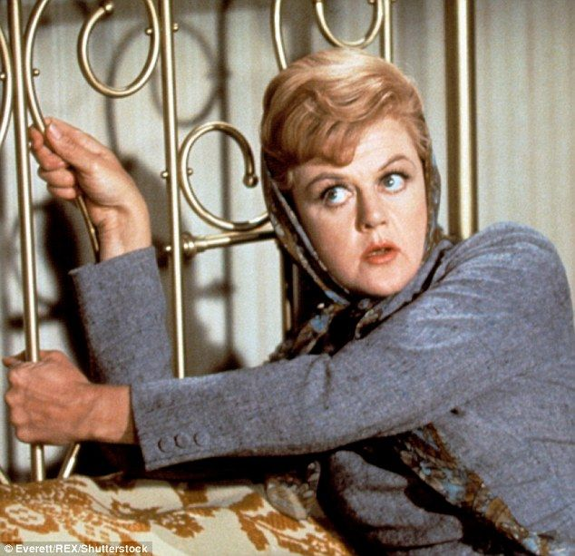 Her career took off: The redhead was also in Bedknobs And Broomsticks in 1971...