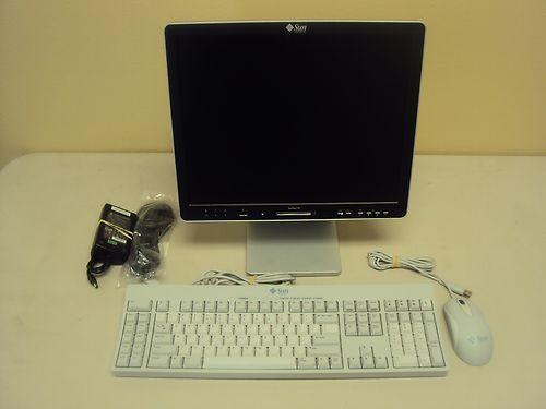 "Sun Microsystems Virtual Display Client Sunray SR270 17"" TFT Thin Client | eBay"