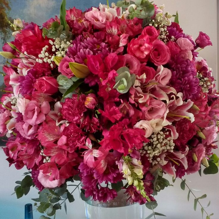 Arranjo natural realizado para a #LaDoppiaEventos para festa de casamento na Casa da Palma em Santa Tereza