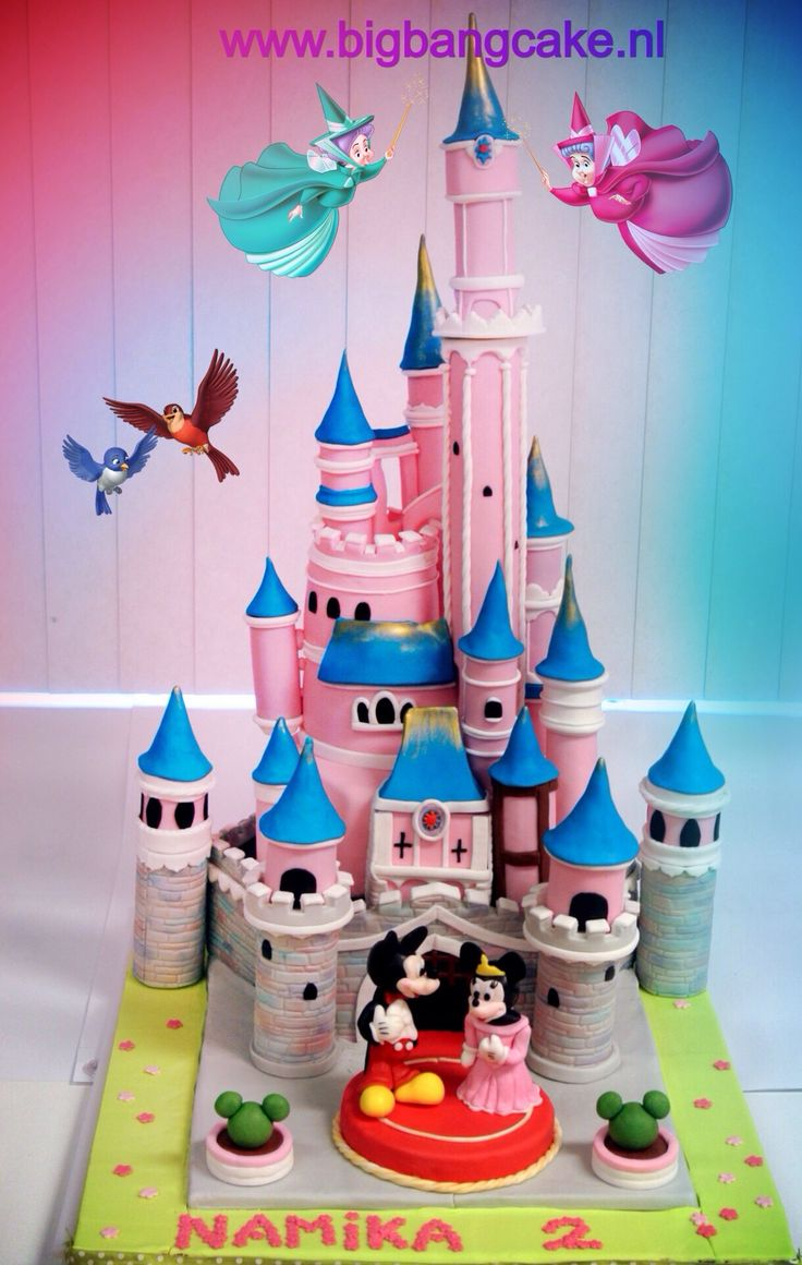 Pat E Cake Disneyland Birthday Image Inspiration of Cake and