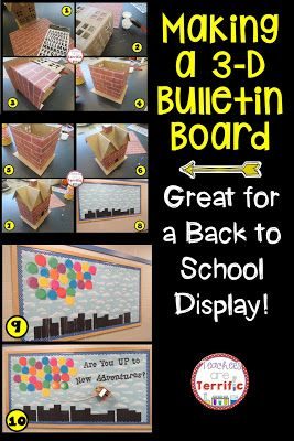 Five for Friday! Another Bulletin Board Edition!