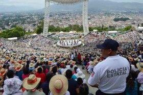 Garantiza Gobierno de Oaxaca seguridad durante festividades de la Guelaguetza 2016