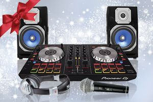 Top DJ Packages from #Pioneer, #Denon & #Numark.  Shop your Holiday Favorites at I DJ NOW >  http://ss1.us/a/2oPzvtkb