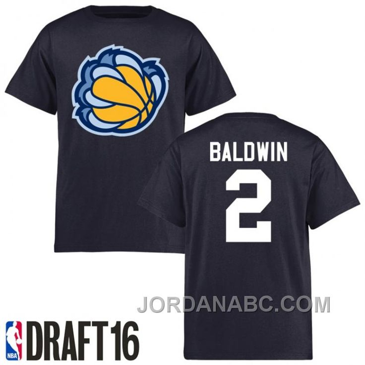 http://www.jordanabc.com/wade-baldwin-memphis-grizzlies-2-2016-nba-draft-pick-name-number-navy-tshirt-on-sale.html WADE BALDWIN MEMPHIS GRIZZLIES #2 2016 NBA DRAFT PICK NAME & NUMBER NAVY T-SHIRT ON SALE Only $50.00 , Free Shipping!
