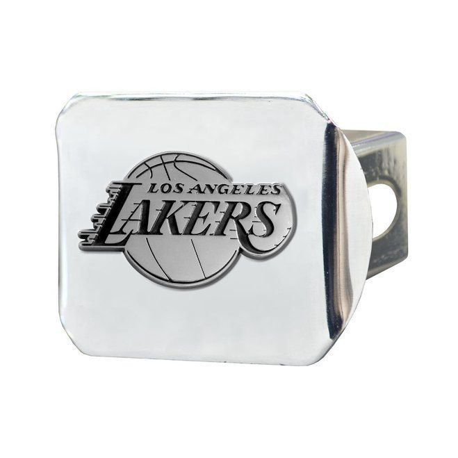 Los Angeles Lakers Trailer Hitch Cover Z157-4298904969