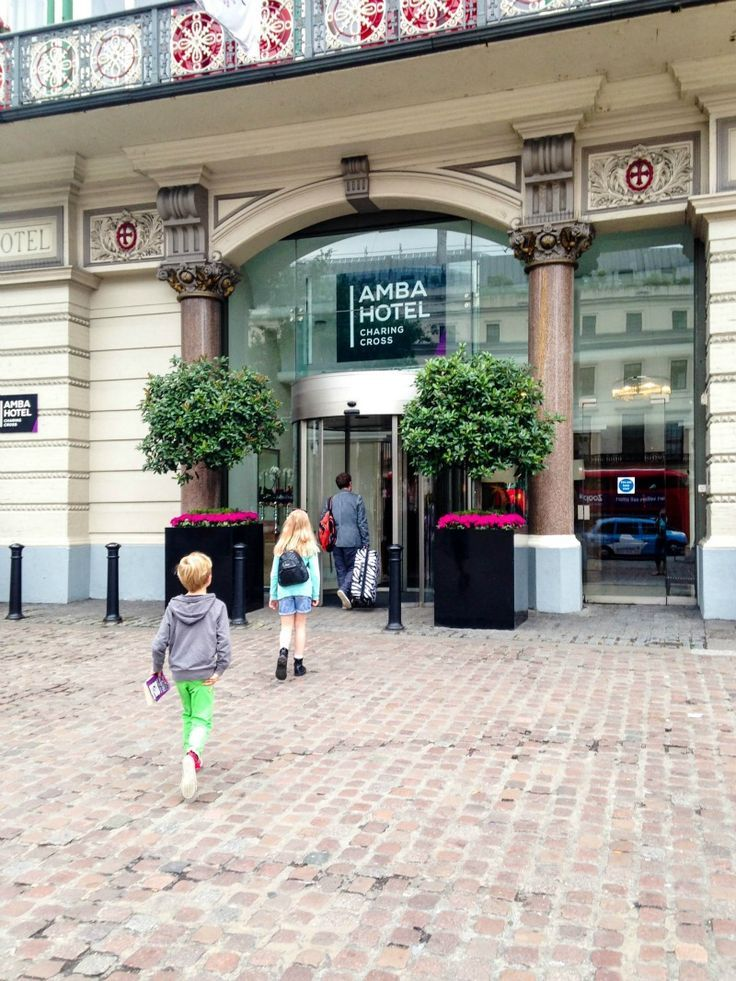 The Amba hotel Charing Cross is the perfect base for a weekend in London. Check out our review