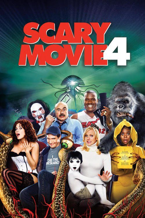 Watch Scary Movie 4 (2006) Full Movie Online Free