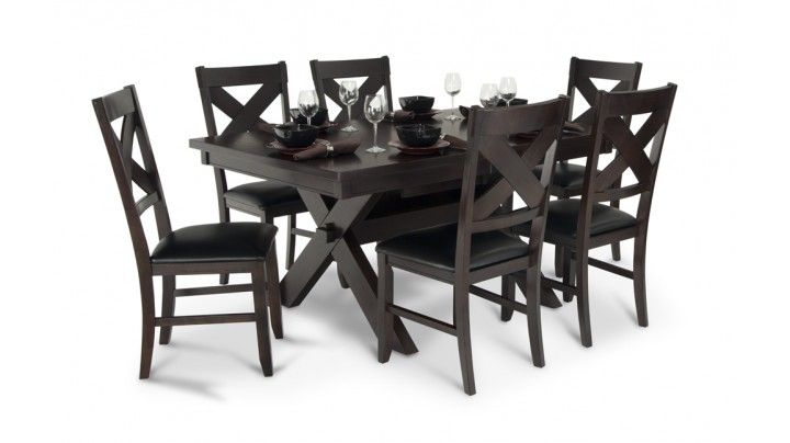 x factor dining 7 piece set dining decor pinterest