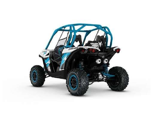 2016 Can-Am Maverick™ X® ds Turbo in Broken Arrow, OK