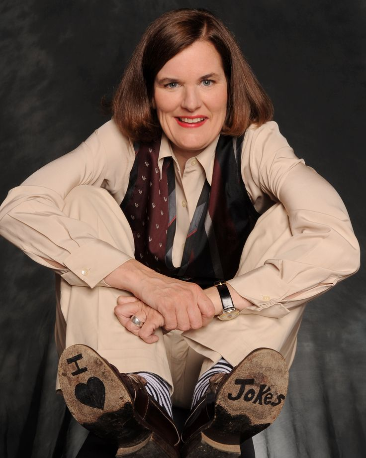 Paula Poundstone to headline 'The Laugh's On Us,' sponsored by ...
