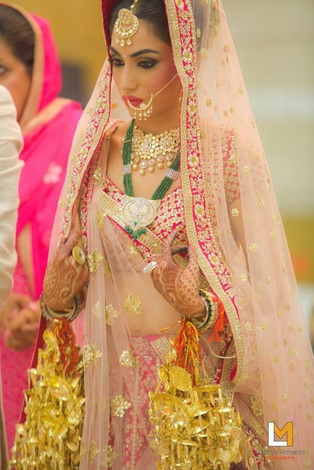 Sakshi + Navdeep : Grand Wedding - Lakshya Manwani Photography