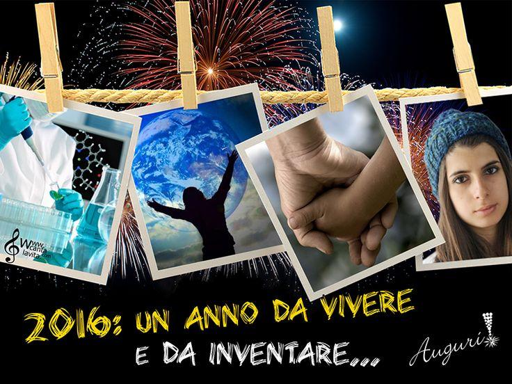 Cos'è un nuovo anno se non un'occasione in più, tempo in più, un'opportunità in più? Un anno nuovo è tempo affidato alle nostre mani, è un dono né meritato né scontato; non ha un prezzo né limite. ...