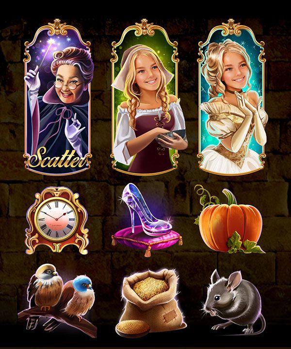 Cinderella on Behance
