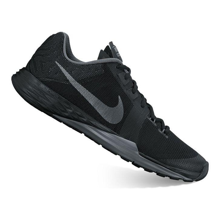 Nike Train Prime Iron DF, Zapatillas de Senderismo para Hombre, Negro (Black/Volt-Cool Grey), 42 EU