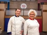 Tonight's the night! We're down to the final four Worst Cooks in America recruits and only two will make it to the final round. Tune-in at 9p|8c!