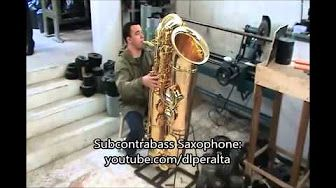 Strange Musical Instruments Never Seen Before - Man Invents Hundreds of them - The Anarchestra - YouTube