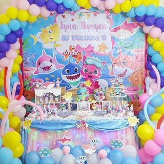 49 Best Baby Shark Party Images On Pinterest Baby Shark