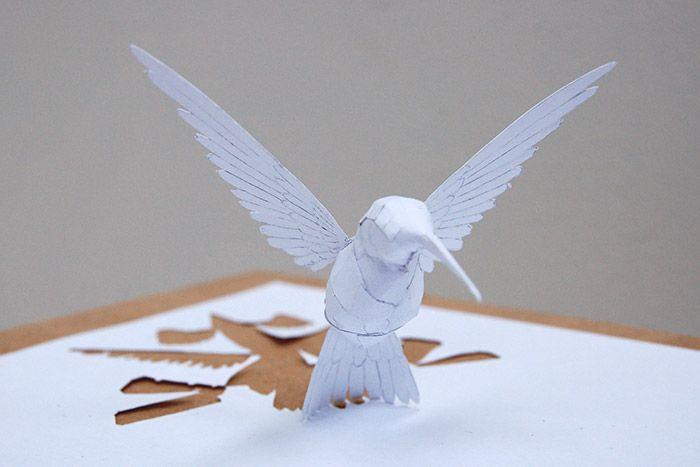 Beautiful A4 Paper cut -2