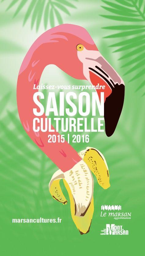 Affiche de la saison culturelle