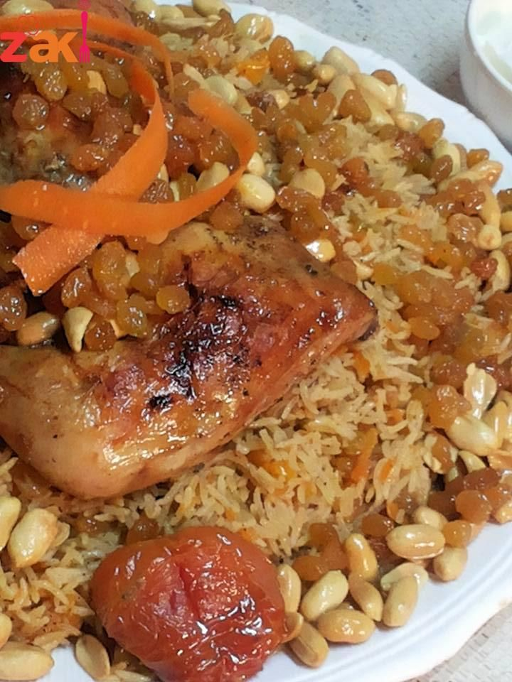 أرز مدخن مين بدوا ينضم معنا للدرس زاكي Rib Recipes Food Receipes Cooking