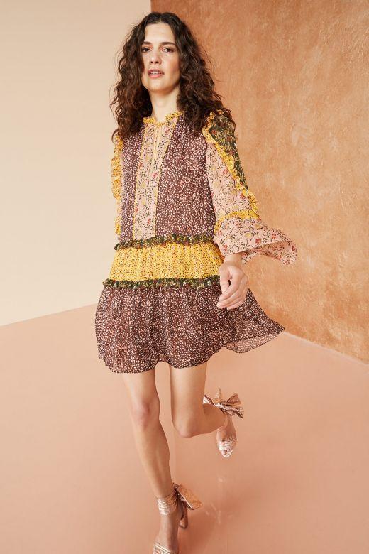 1e60ab771de28c Essie Dress - Tropical   Paris/Venice - Romantic/Eclectic   Dresses ...