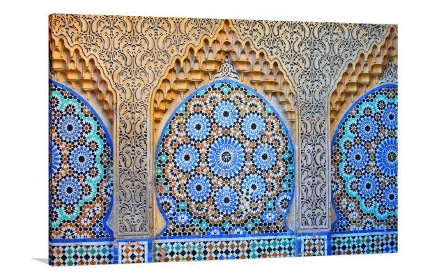 THE VENETIANS - CANVAS PRINT [CP-7636282882] - $329.00 | United Artworks | Original art for interior design, buy original paintings online