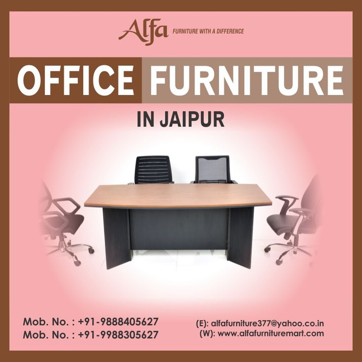 Get The Best Quality And Designer Furniture In Jaipur From Alfa To