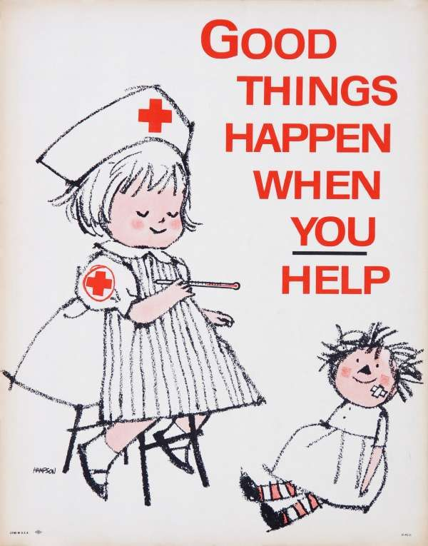 Said so well #RedCross - www.rmhc.org/volunteer