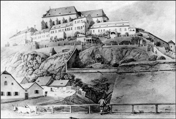 Brno - Petrov (1817)