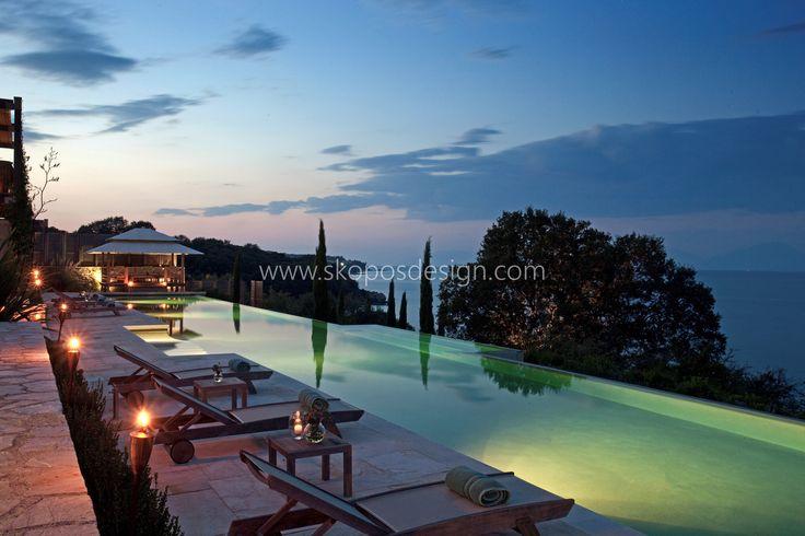 simply lit pool @cavoalkyoniesta