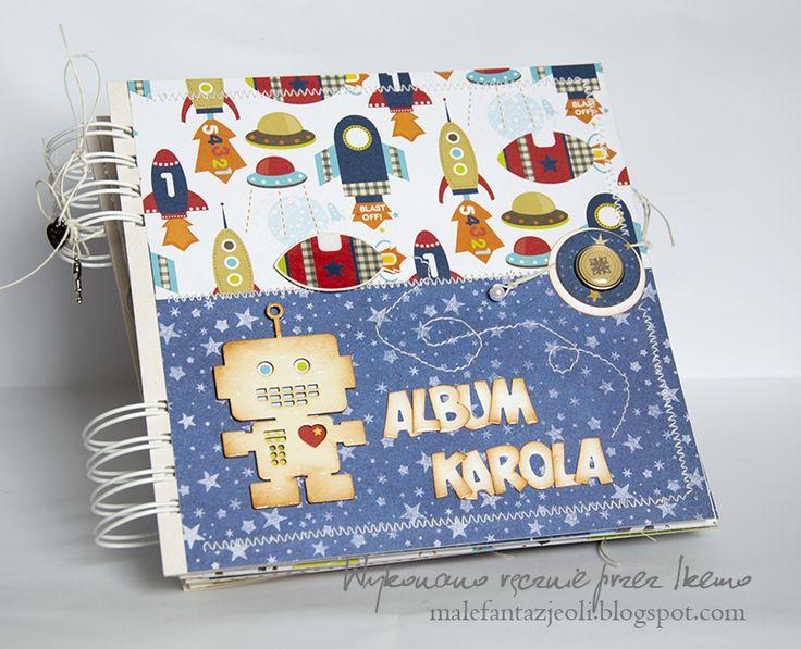 Маленькие фантазии Оли небольшой астронавтов альбом