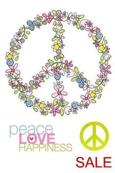 Peace Symbol Tattoos Tumblr Peace sign tattoos flower