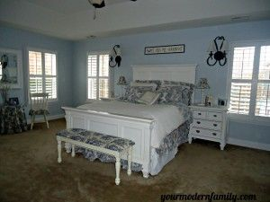 5 steps to a peaceful bedroom