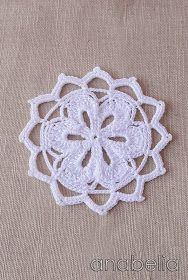 Crochet doily nr 3