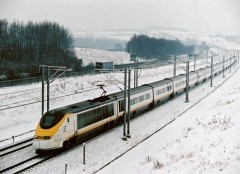 Travel Eurostar from London to the French Alps
