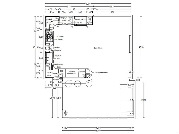 17 best images about archi layouts on pinterest drawing for Proper kitchen layout
