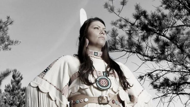 She's Photographing Every Native American Tribe in the United States