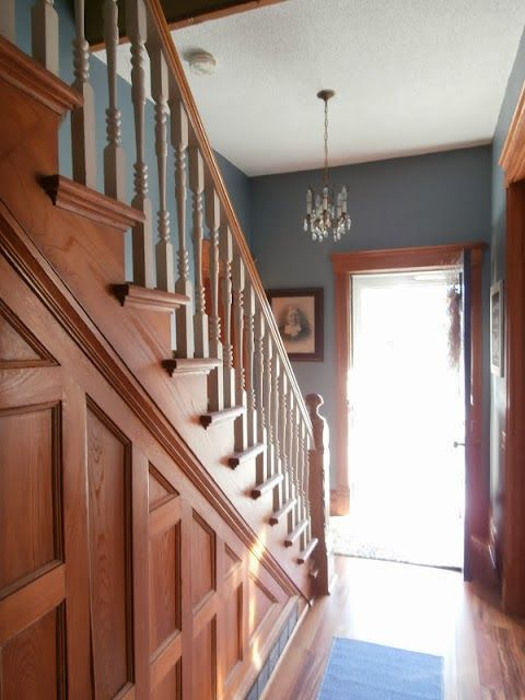 103 Best Images About Dark Trim House On Pinterest