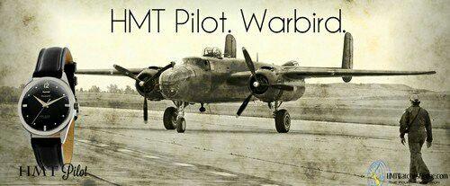 Hmt pilot...