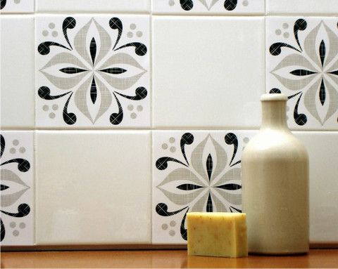 Mibo Tile Tattoos A Super Quick And Easy Way To Update Your Kitchen Or Bathroom