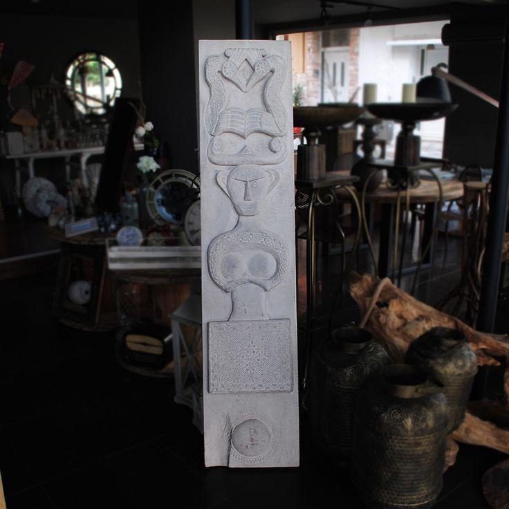 Ξύλινη Χειροποίητη Διακοσμητική Παράσταση Τοίχου (Τοτέμ) http://nedashop.gr/Spiti-Diakosmhsh/diakosmhtika-toixoy/ksylino-totem-toixoy